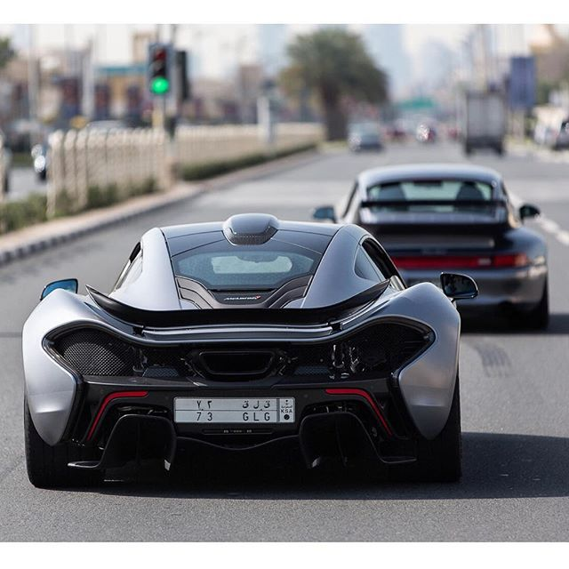 Most Expensive Porsche Car: #Demasses #mclaren #porsche