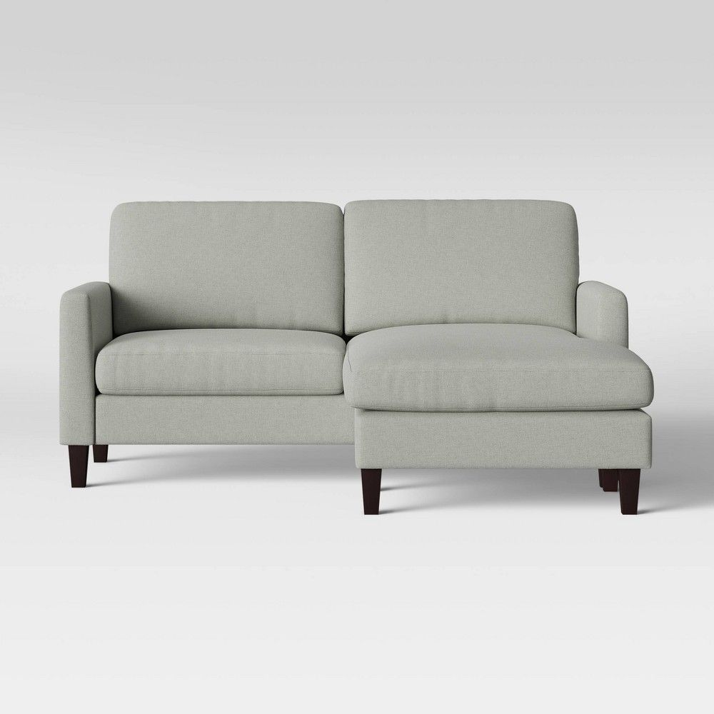 New Hampton Sofa With Adjustable Chaise Beige Threshold
