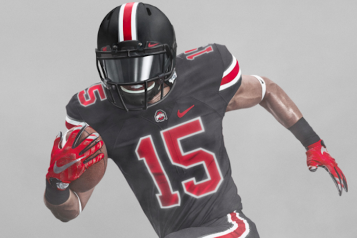 sale retailer dcd04 0f729 Nike unveils first-ever black Ohio State uniform | The Ohio ...