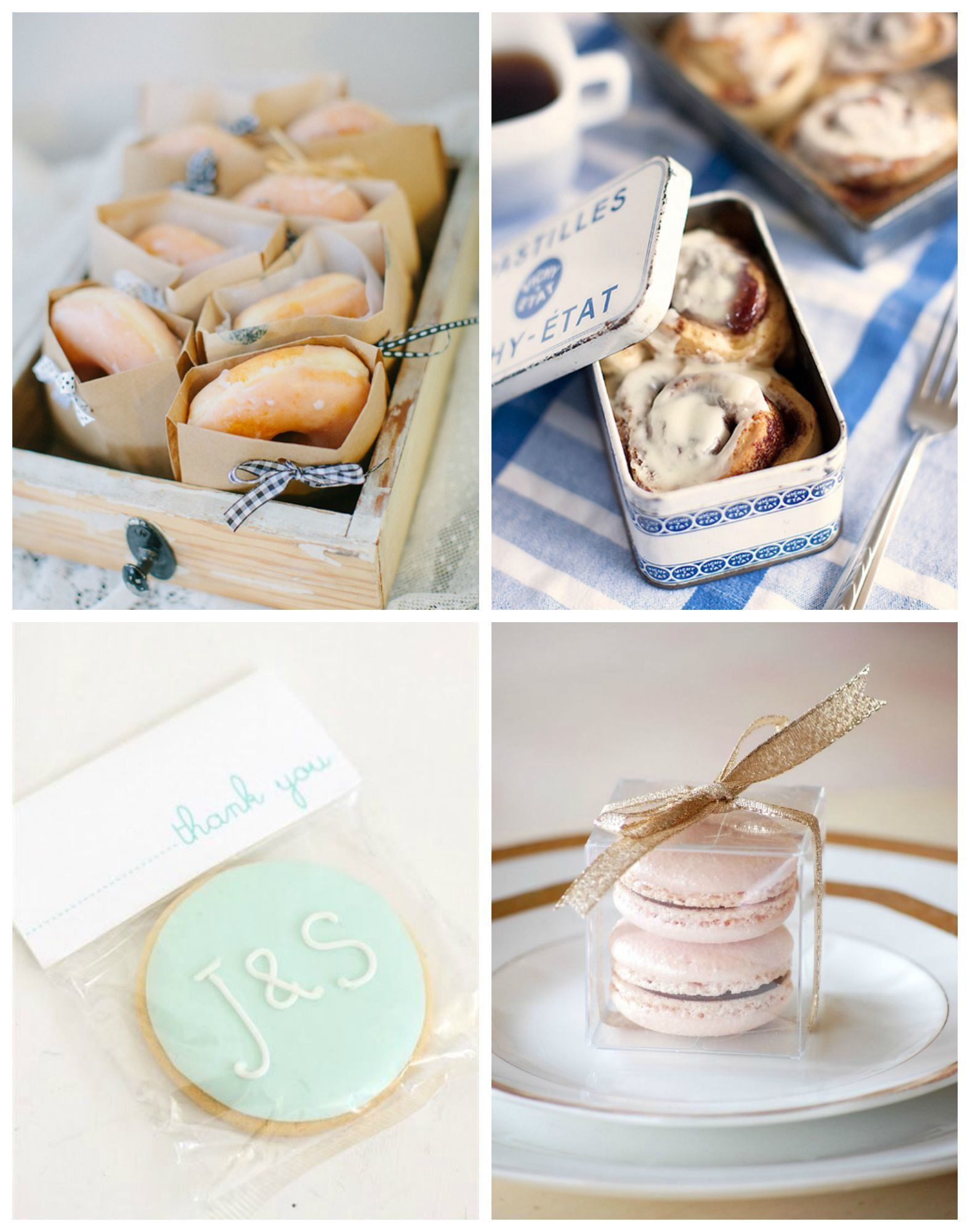 Pretty And Delicious Edible Favors | Edible favors, Favors and ...