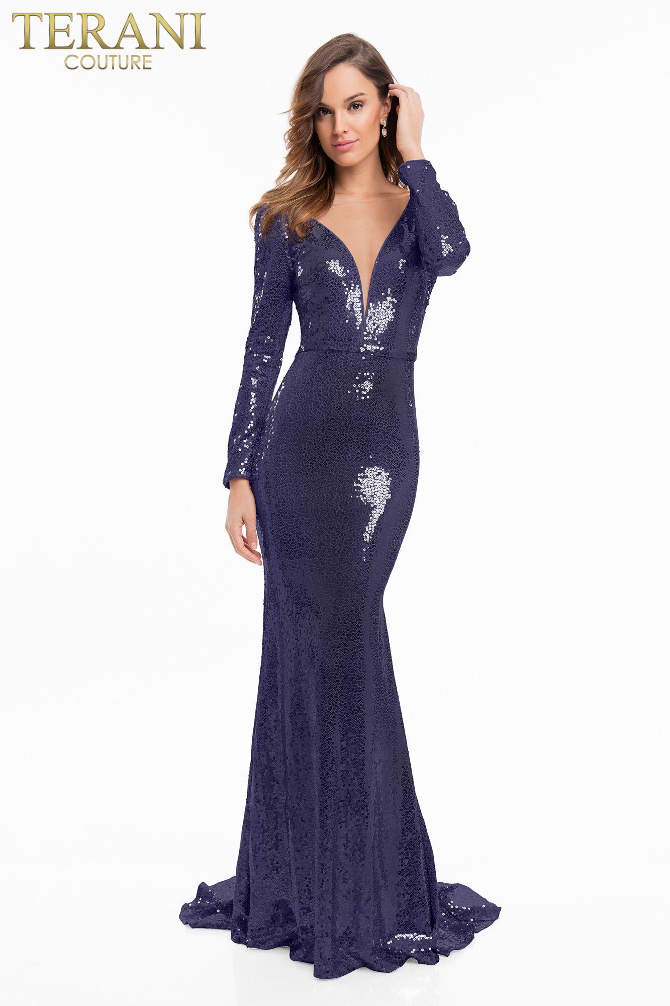 Terani couture style e dress at macktak teranicouture