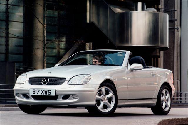 Mercedes Benz Slk Class 1996 2004 Coches Clasicos Coches