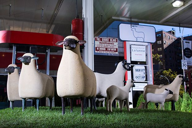 Sheep By Lalanne Sothebys Whimsical World