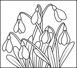 Flowers Coloring Pages Coloring Pages Coloring Books Stained Glass Quilt