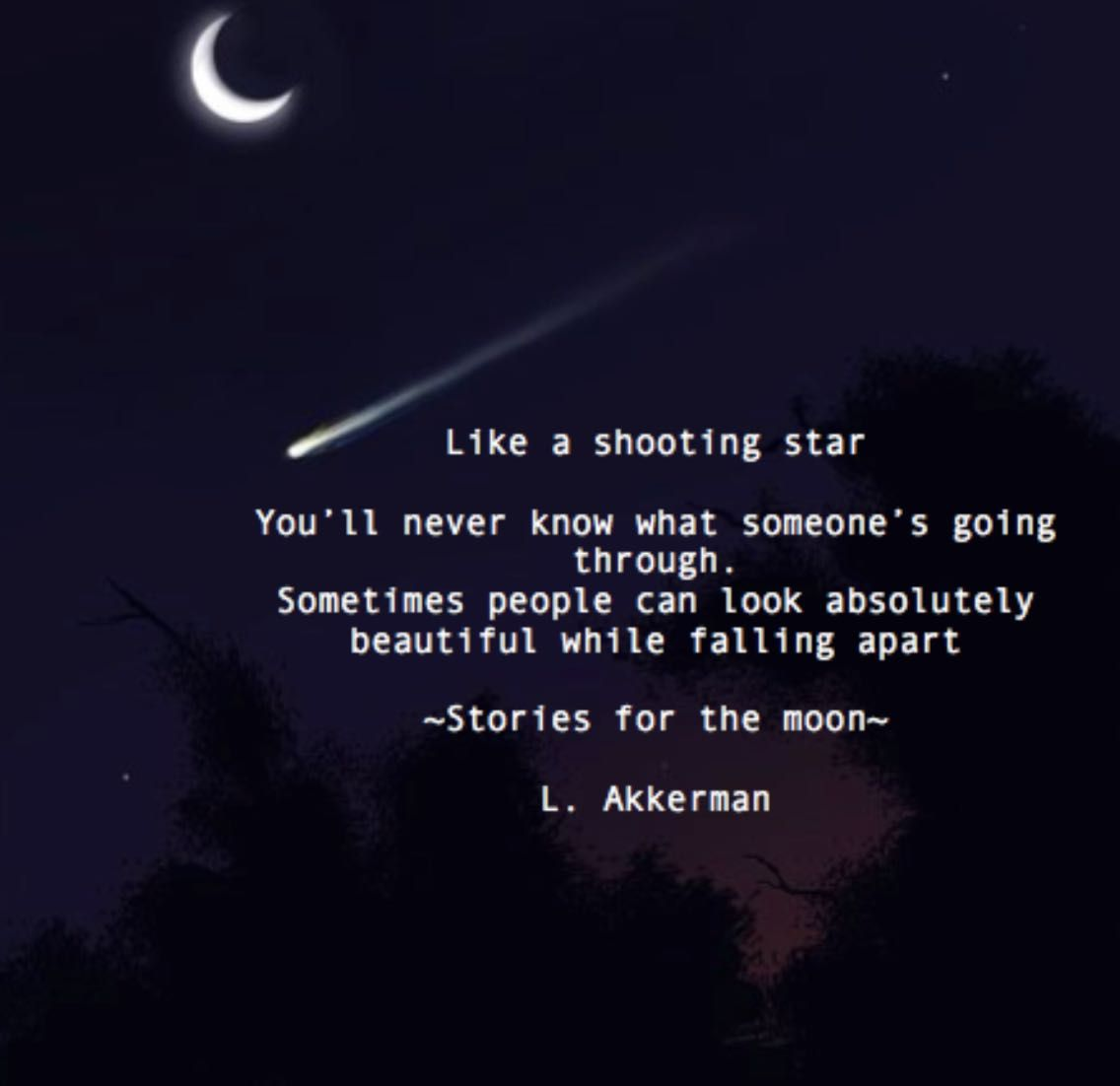 Stories For The Moon #feelings #deep #quotes #writing