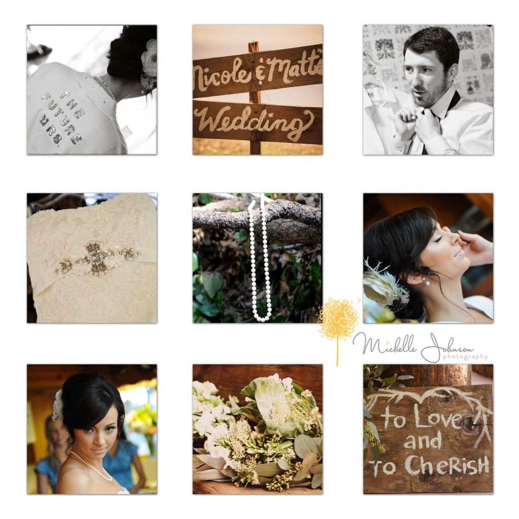Wedding Details, vintage, do it yourself signs, rustic