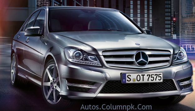 Mercedes Benz C Class Avantgarde 2013 Price In Pakistan Features
