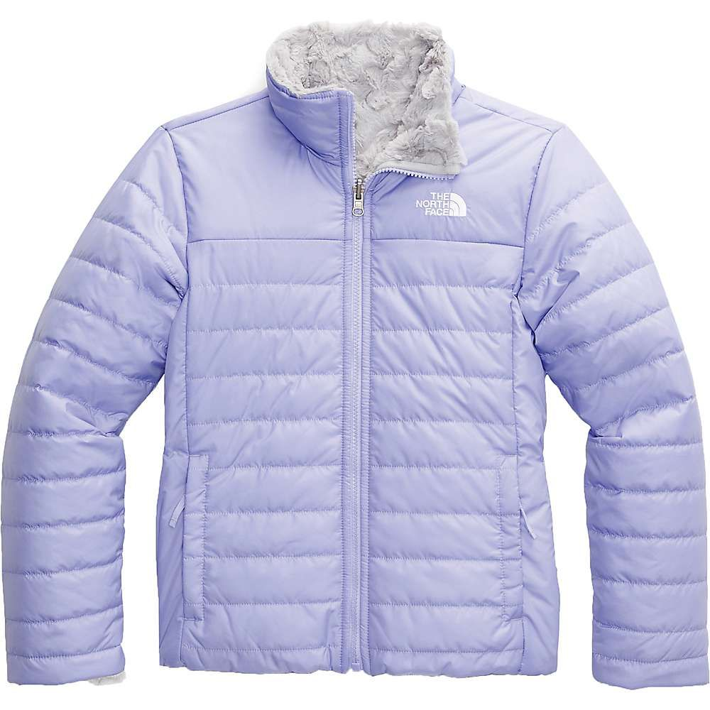 The North Face Girls Reversible Mossbud Swirl Jacket North Face Girls The North Face North Face Jacket [ 1000 x 1000 Pixel ]