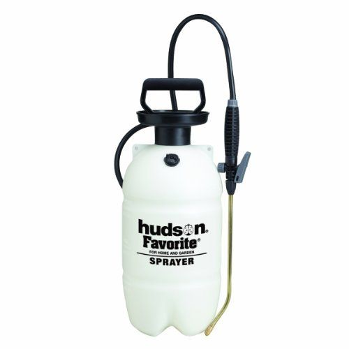 Hudson 30192 Favorite Eliminator 1 1 2 Gallon Sprayer By Hudson 14 52 Poly Tov Thumb Operated Shut Off Valve Wit Sprayers Planet Natural Greenhouse Supplies