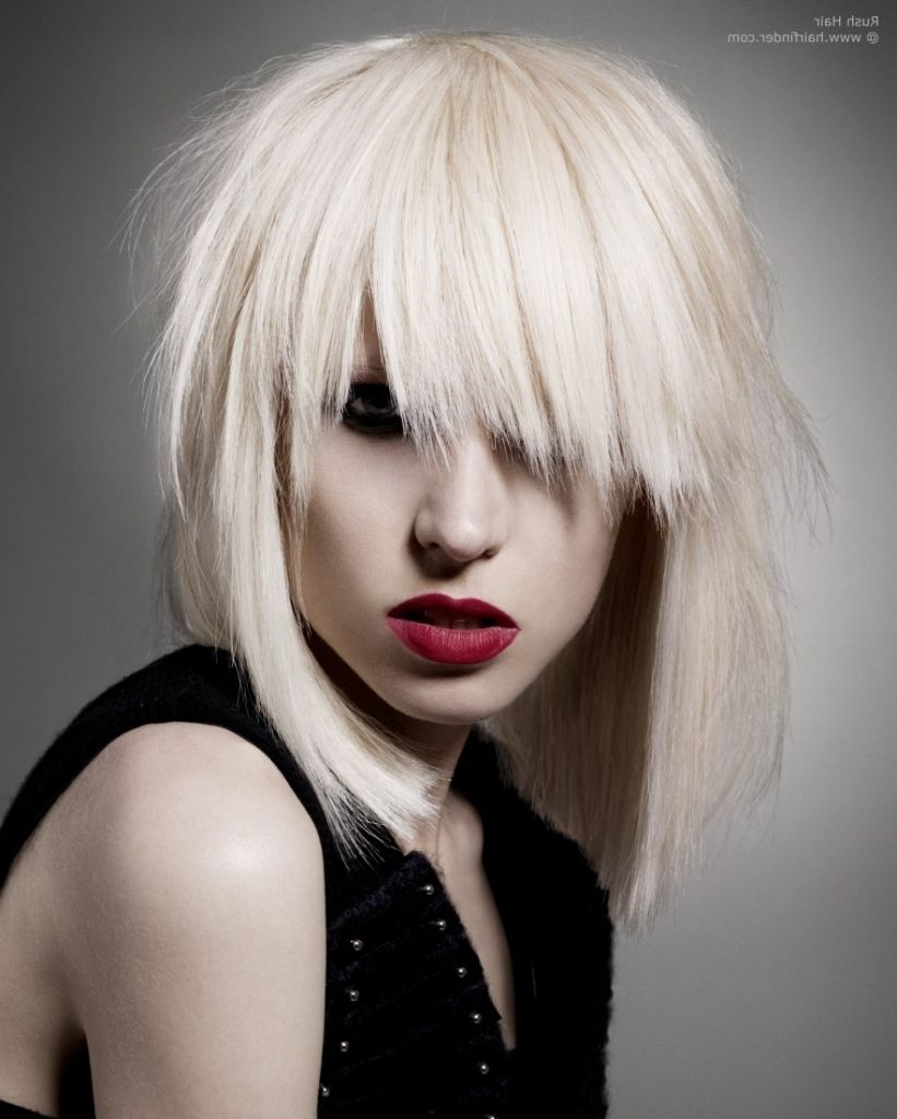 Blonde emo frisuren hairstyles pinterest