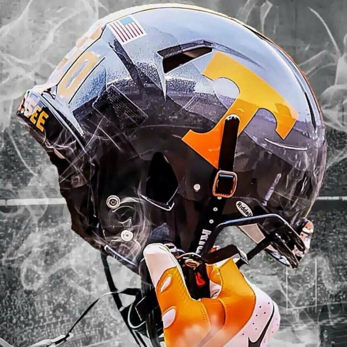 Pin by carla poe on vols football helmets helmet hats