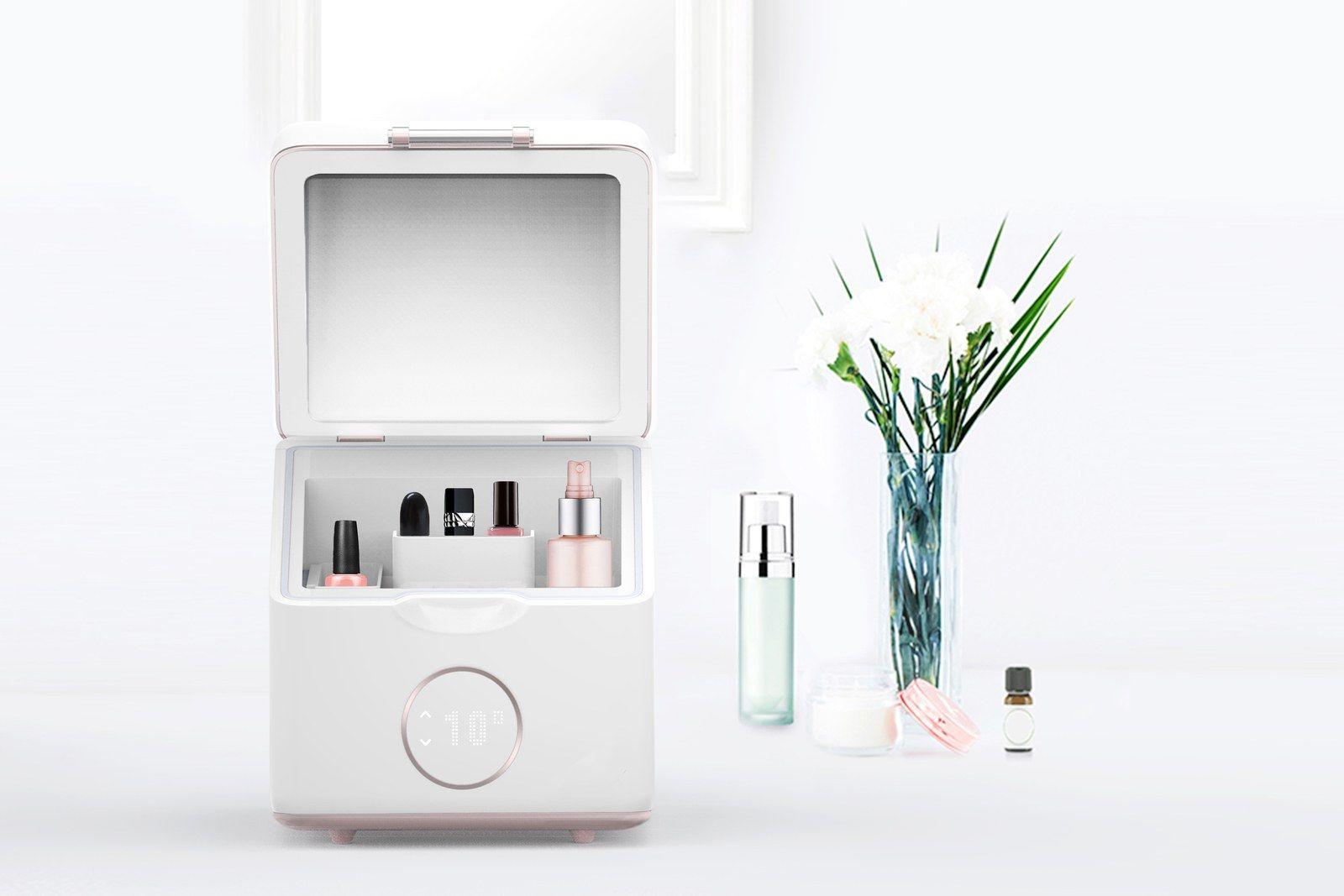 Mini Kühlschrank Kosmetik : Kosmetikprodukte richtig aufbewahren beauty pflege gesicht