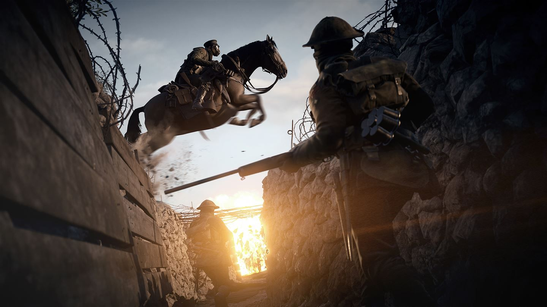 Battlefield 1 Vs Call Of Duty Infinite Warfare Who Wins The War