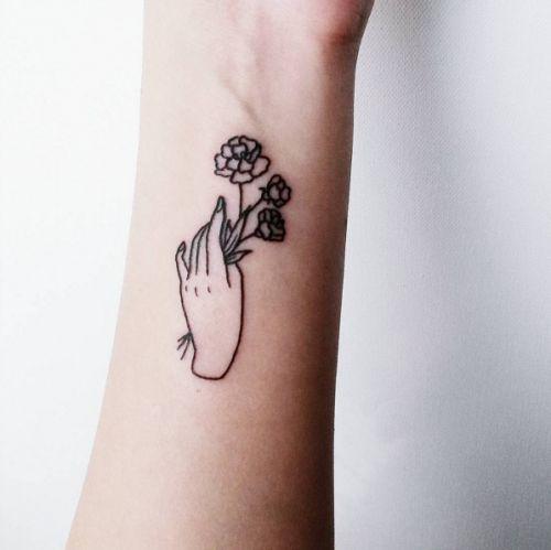 Image result for tattoos tumblr tattoos girls for Minimalist tattoo tumblr