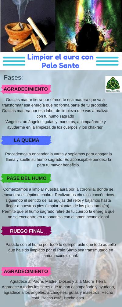 Limpia Tu Aura Con Palo Santo Con Estas 5 Fases Paso A Paso Limpieza De Chakras Limpieza De Malas Energias Terapia De Respuesta Espiritual