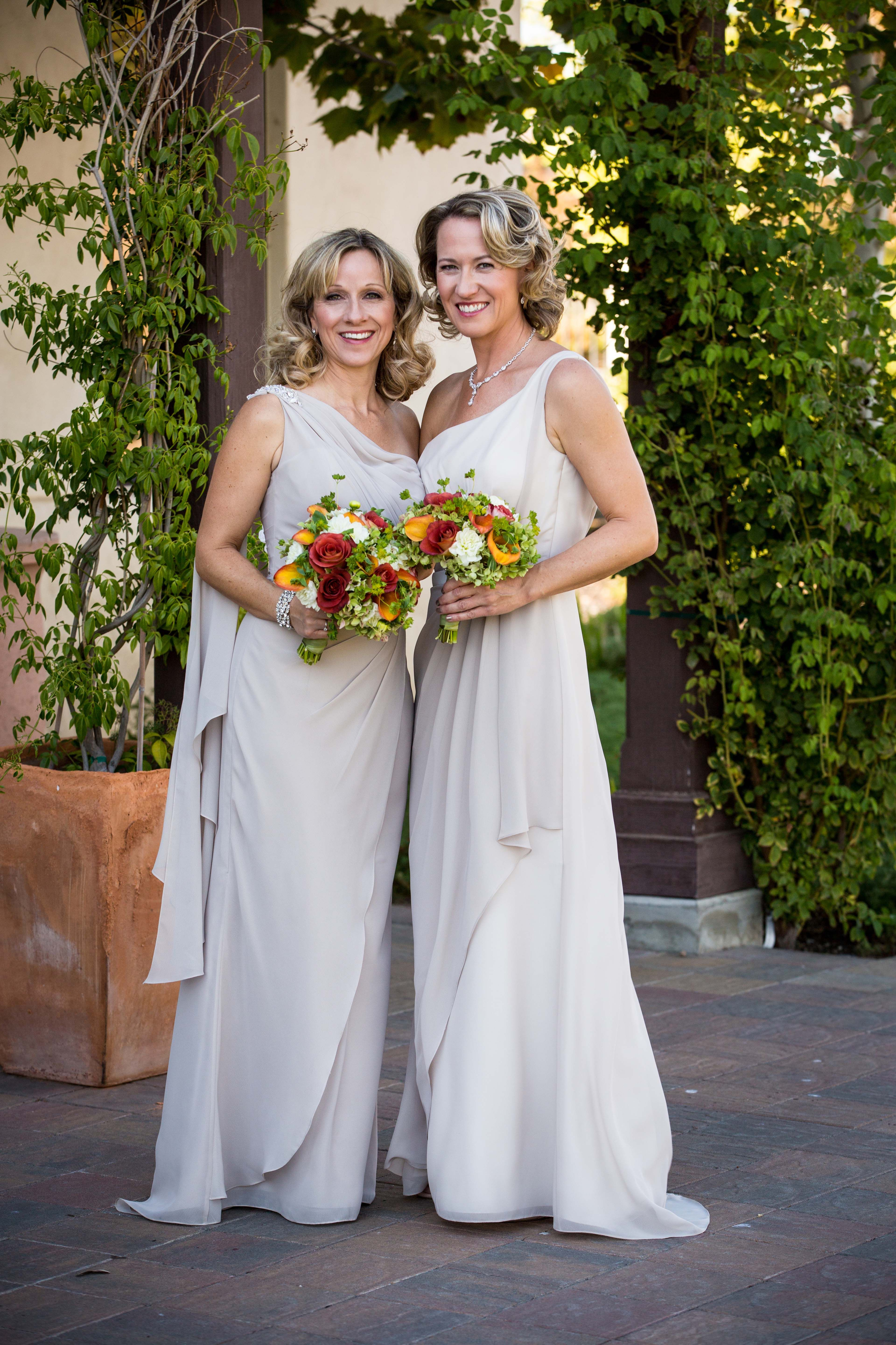 Our wedding dresses by sophia tolli two different styles by the wedding dress ombrellifo Gallery