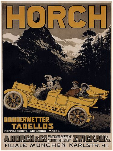 Horch cars
