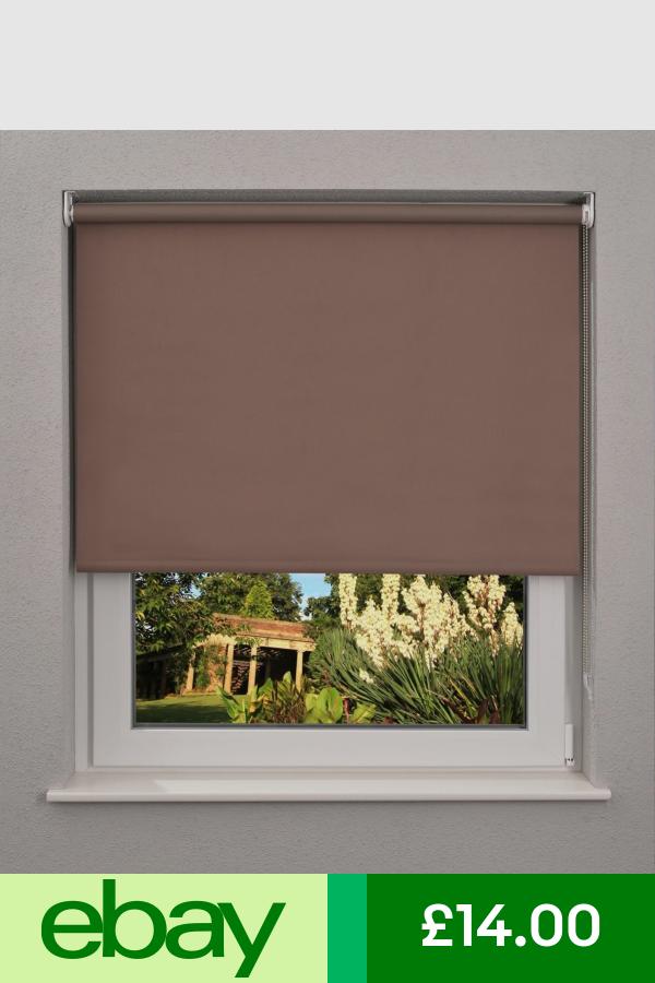 Blinds Home Furniture Amp Diy Ebay Roller Blinds