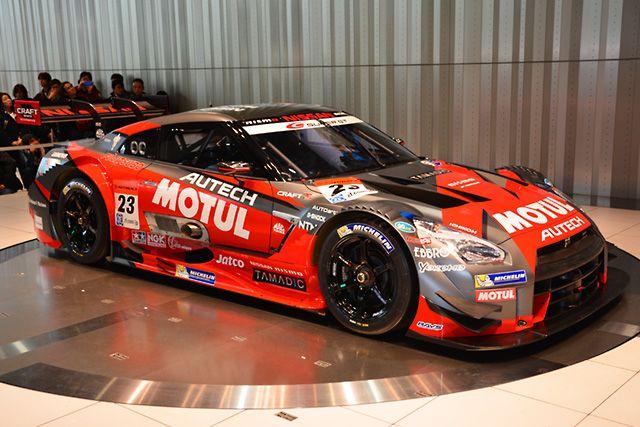 MOTUL AUTECH GT R ( GT500 2014 Super GT   JAPAN )
