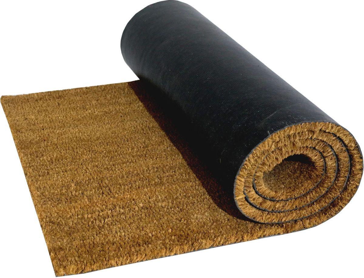 Details about Coir Rubber Door Mats Non Slip Floor Doormat