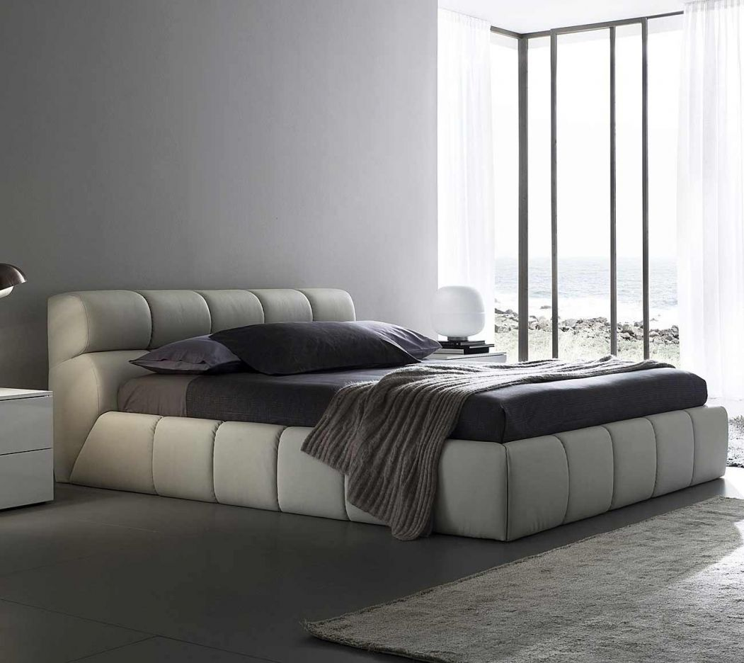 Affordable Platform Bed Frames Italian Alix Rossetto Cheap ...