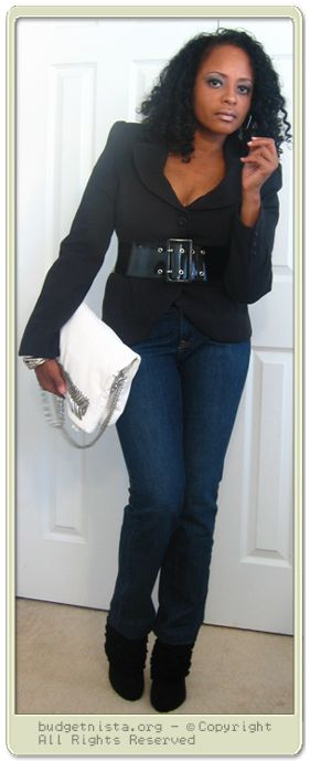 Budget Chic - How to do Fashion On A Budget - Page 21