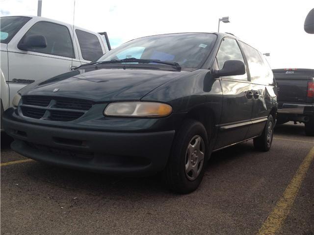 Used 1999 Dodge Caravan Base Cruise Control A C At 5 Bi Weekly
