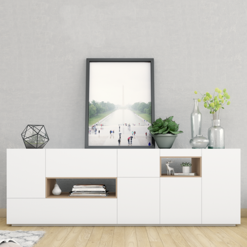 daniela-mueble-minimalista-blanco-aparador-furniture-sideboard ...