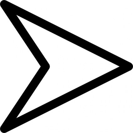 Google Image Result For Http Www Easyvectors Com Assets Images Vectors Afbig Plain Right Arrow Head Clip Art Map Symbols Japanese Symbol Symbols And Meanings