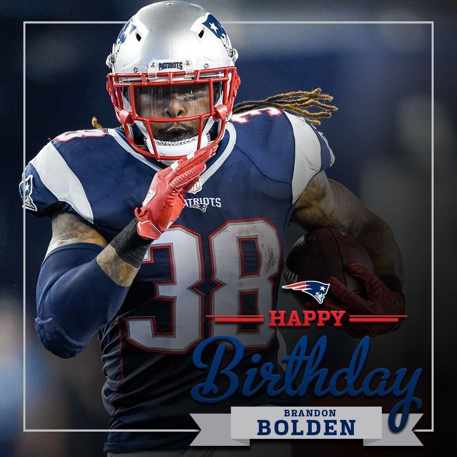Born: January 26, 1990🏈Happy Birthday Brandon!!🎂
