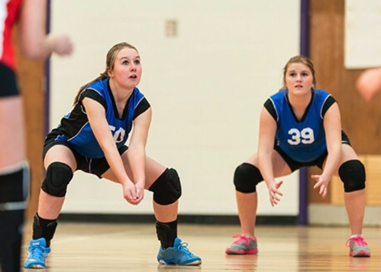 5 Exercises To Become A Better Volleyball Player Volleyball Conditioning Volleyball Workouts Volleyball Training