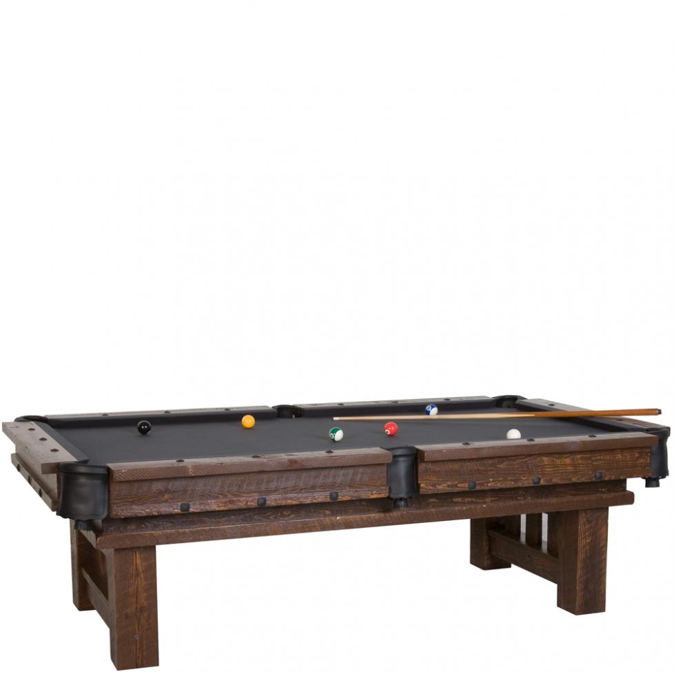 Barn Wood Pool Table Barn Wood Pool