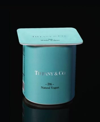 Iogurte da Tiffany