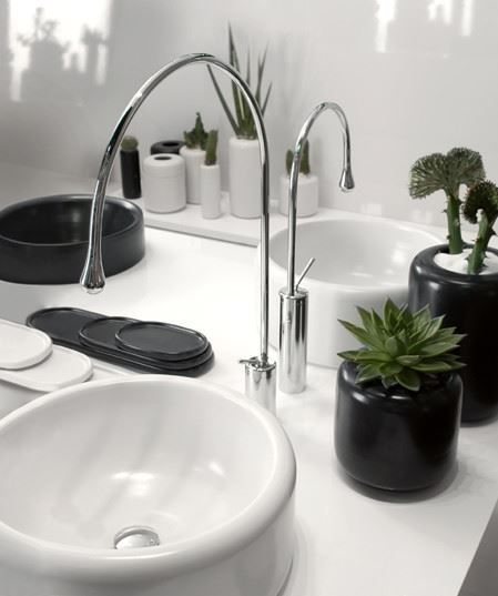 Gessi Goccia Designer Bathroom Collection