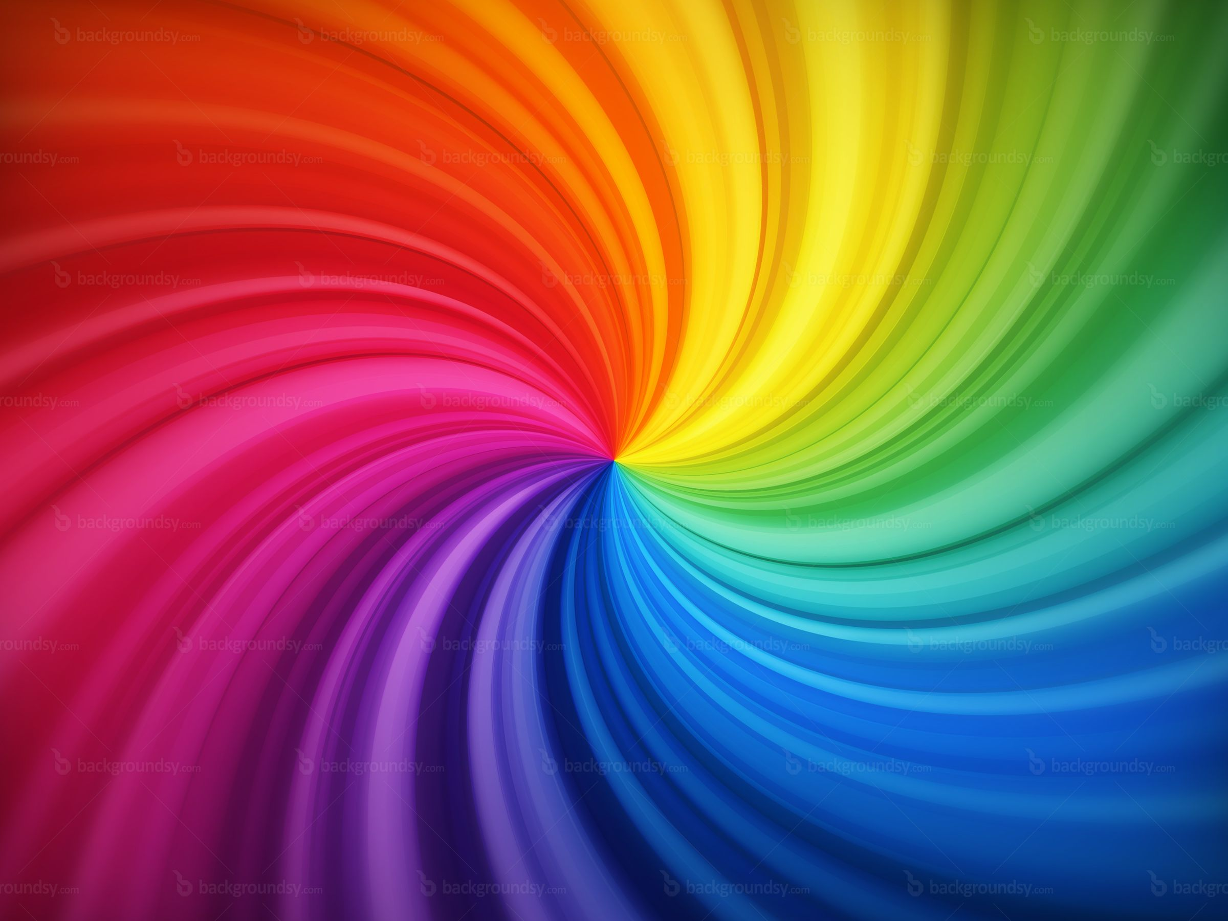 abstract 3d swirl background backgroundsy rainbows pinterest