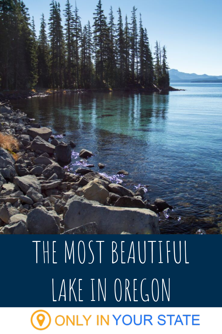 Get Away From It All At Waldo Lake, A Gorgeous Destination In Oregon