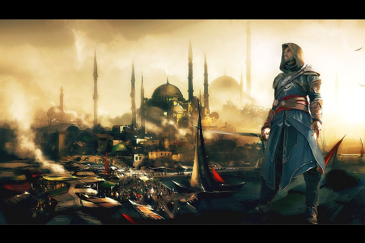 Мнение об Assassin's Creed: Revelations - Mryx_Event