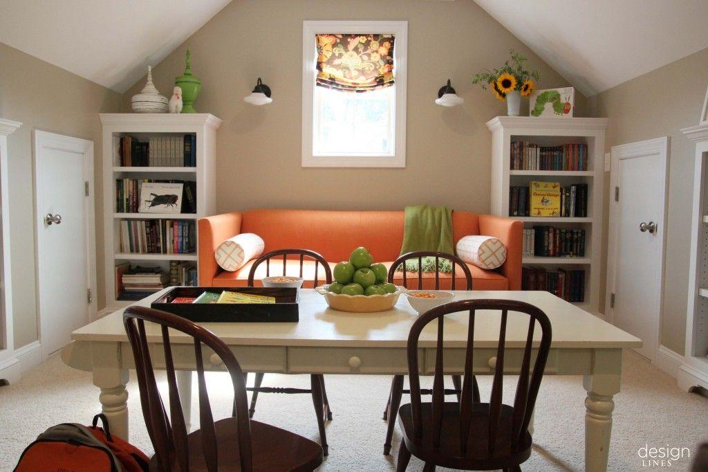 15 Unique Bonus Room Ideas And Designs For Your Home