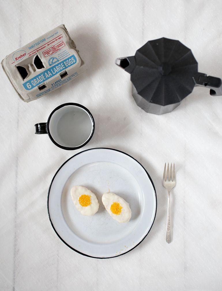 Easter Egg Crispy Treats #crispytreats