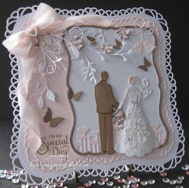 Image result for Frantic Stamper Wedding Day