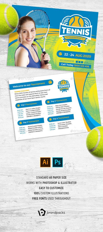 Tennis Flyer Template Best Holiday Flyer Templates Flyer
