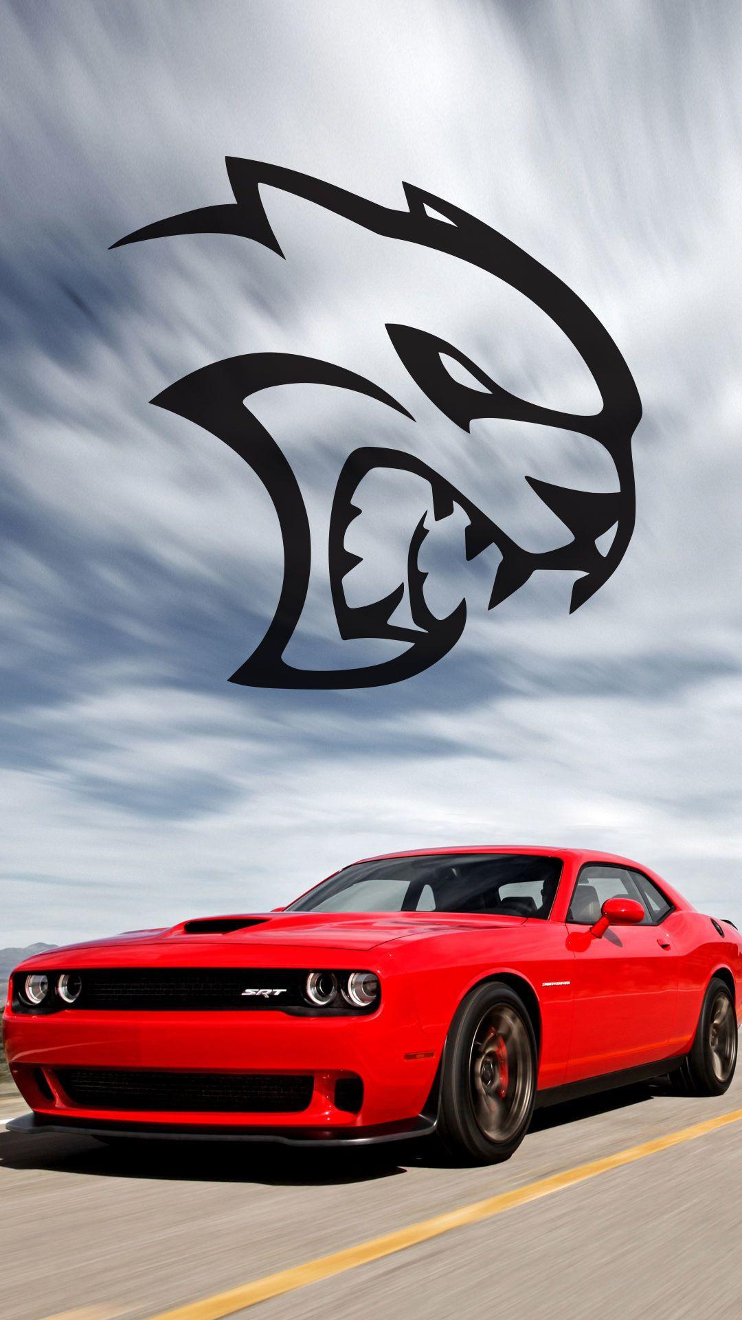 1080x1920 2015 Hellcat Dodge Challenger Iphone Wallpaper Dodge Challenger Hellcat Dodge Challenger Dodge Challenger Srt Hellcat