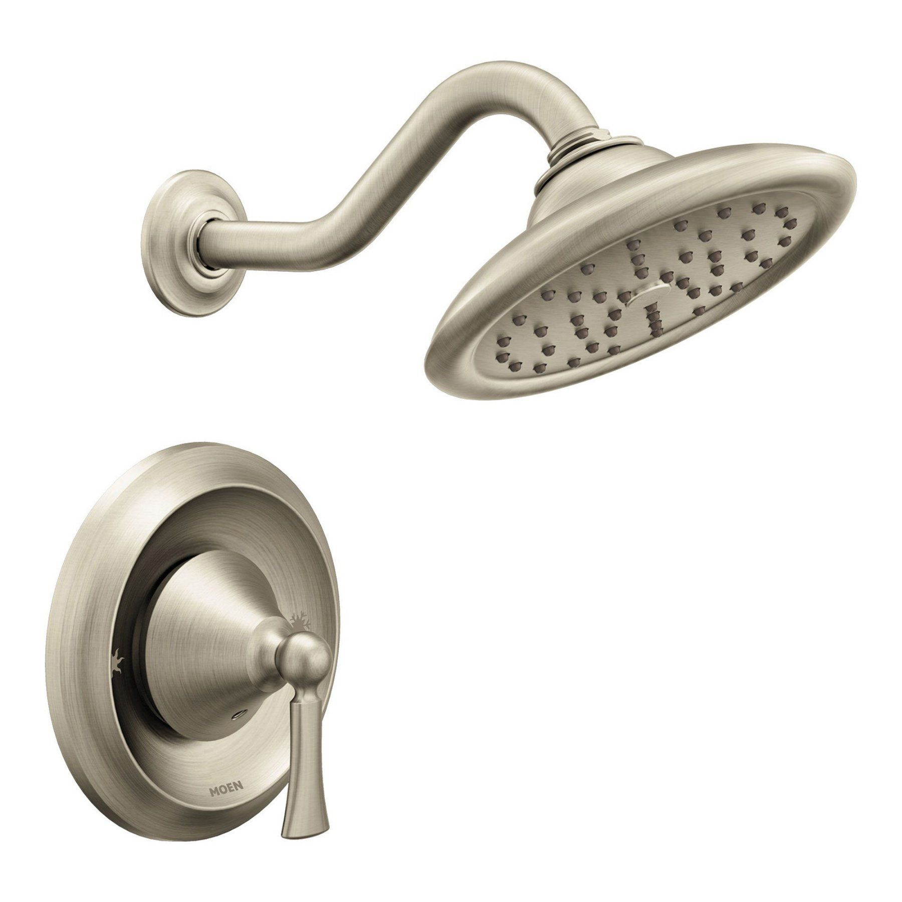Moen Wynford T5502 Trol Shower Faucet Trim Set Shower Faucet