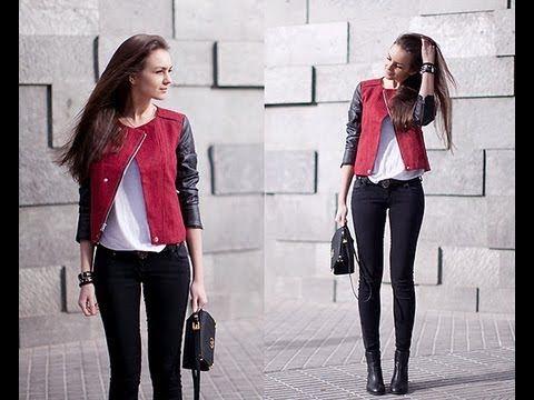 Nika H's Winter 2012 Looks (lookbook) #lookbook #fashion #style #outfit #looks #ootd