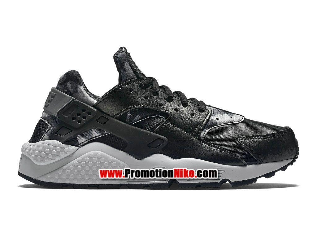 Nike Air Huarache Run Print Chaussure Nike Sportswear Pas Cher Pour