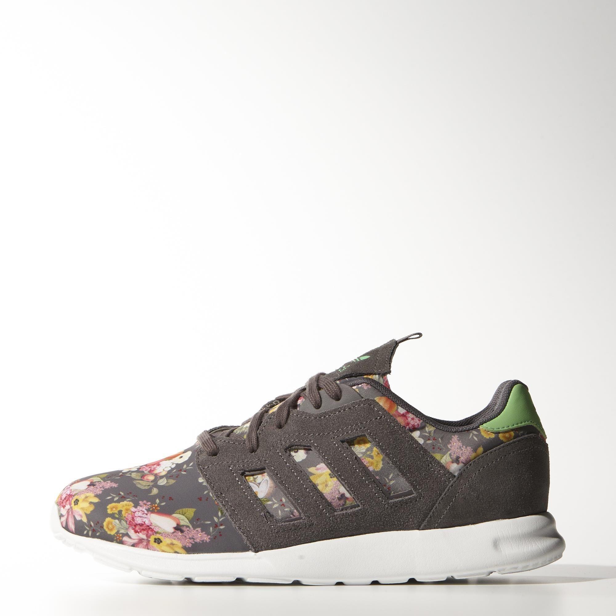 99dd41e6396 adidas - Tênis ZX Restyle FARM Feminino