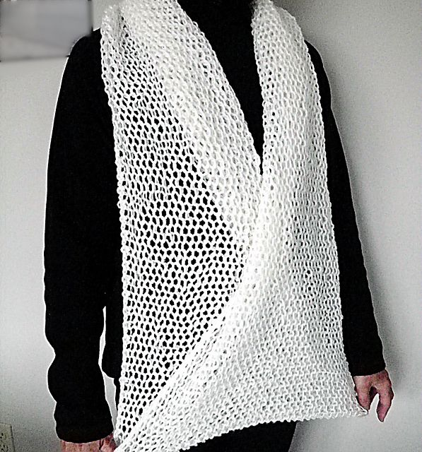 Ravelry: Fast and Easy Cowl pattern by Margaret Zellner ...