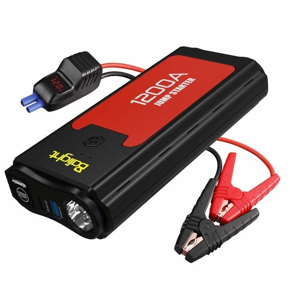 best car battery jump starter kit