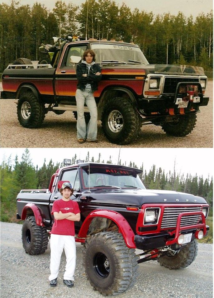 Classic Ford Trucks  bf5dc5e65b5