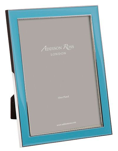 addison ross light blue enamel frames - Enamel Picture Frames